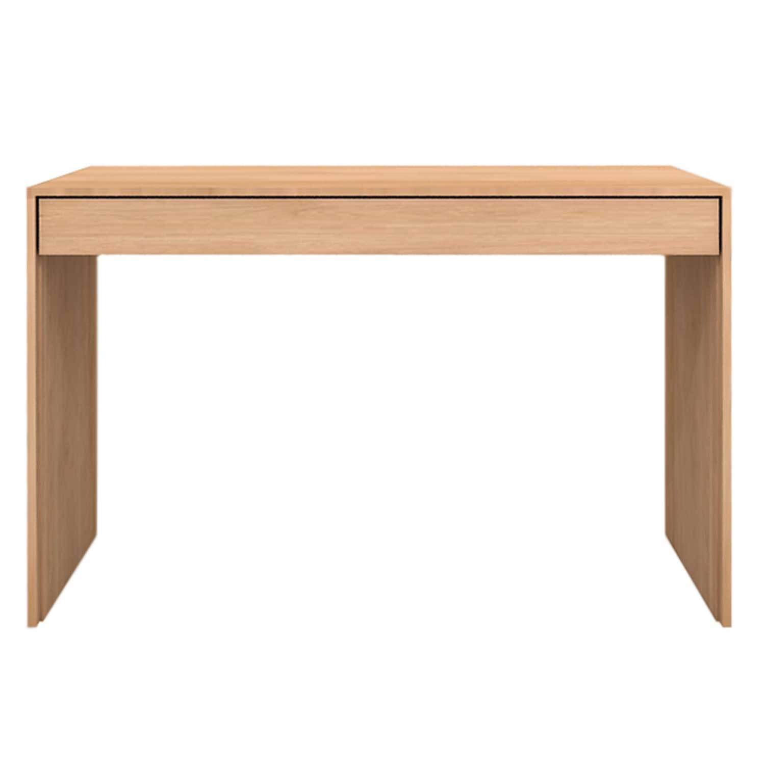 oak-wave-office-console-1-drawer