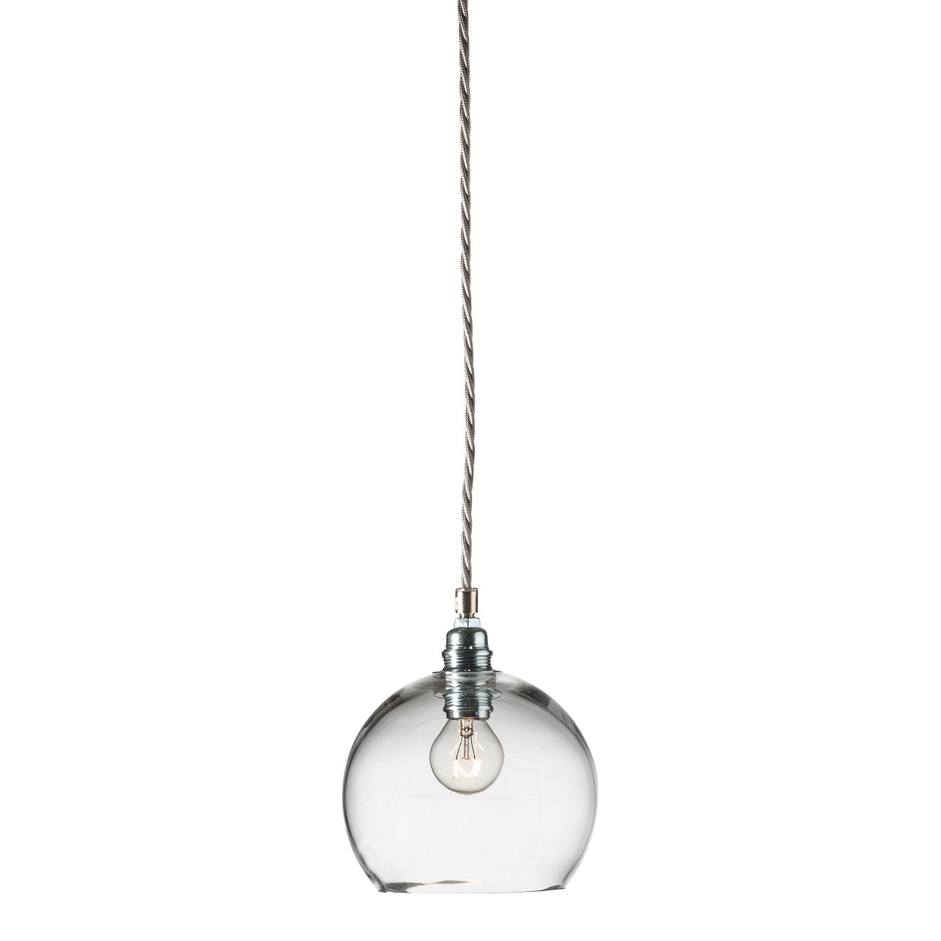 orb-glass-pendant-15-cm-grey-silver-wire