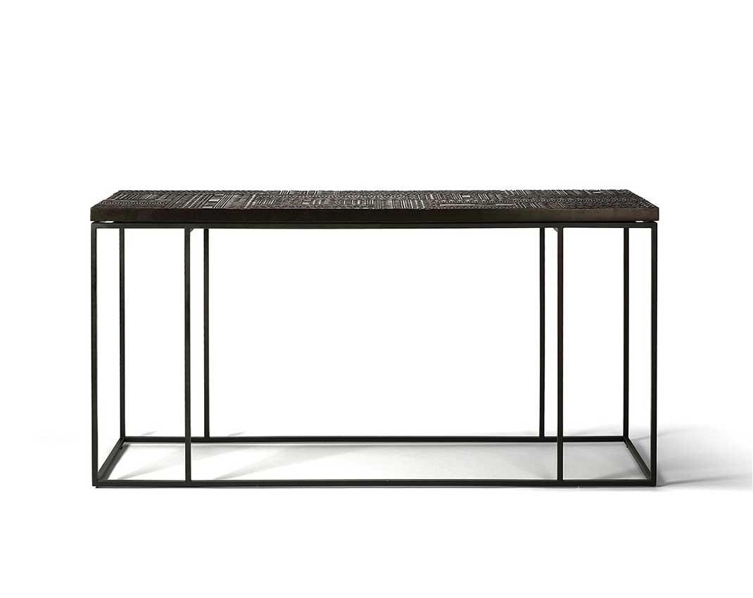 Ancestors by Ethnicraft Tabwa Console Table - 160 cm