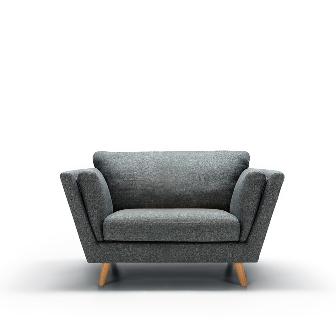 Bryce armchair wide