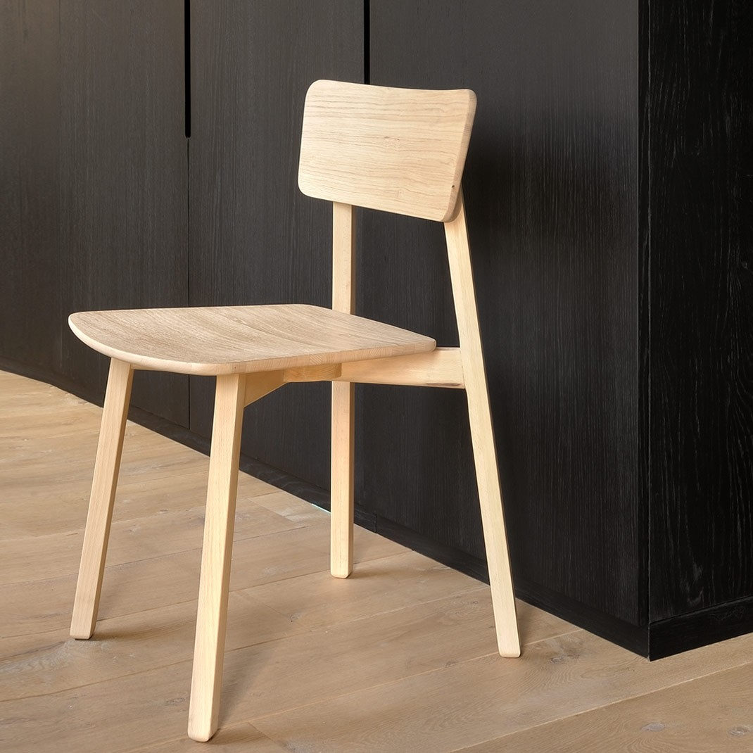 Ethnicraft Oak Casale chair