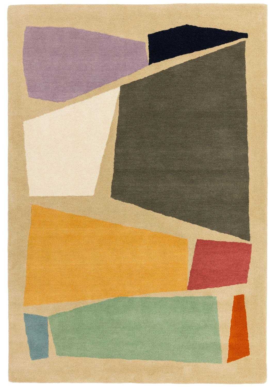 Chima rug - shapes