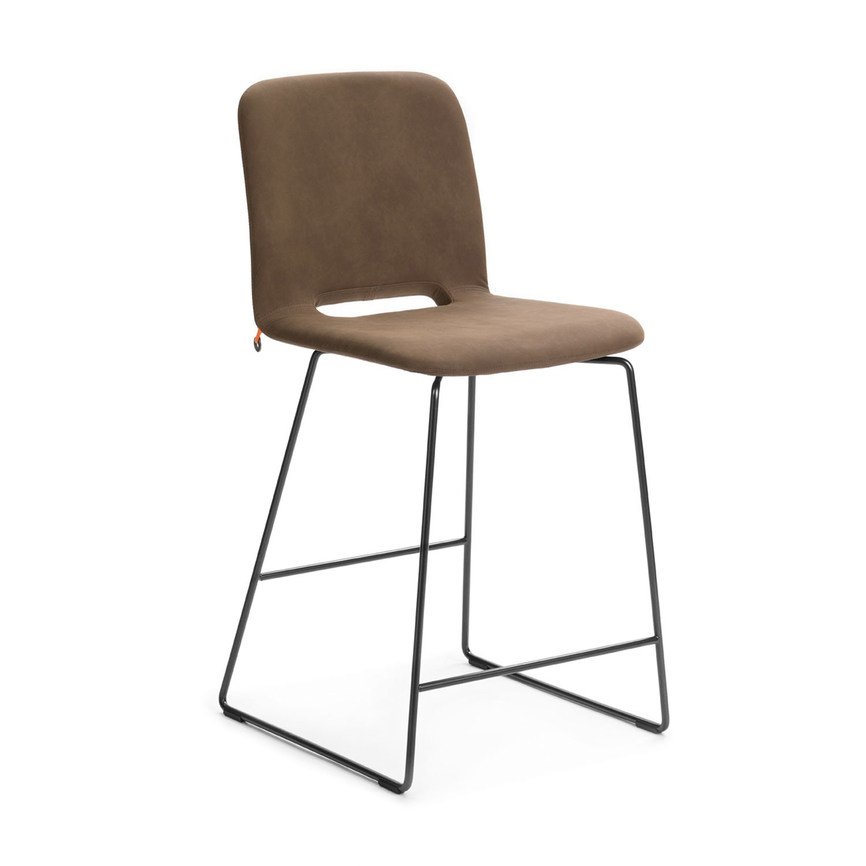 Clapton counter stool H62 - metal frame