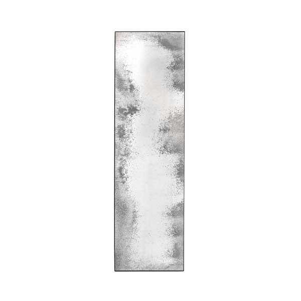 Notre Monde Clear medium aged mirror - long