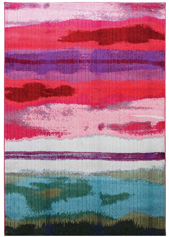 Cologne rug multicolour