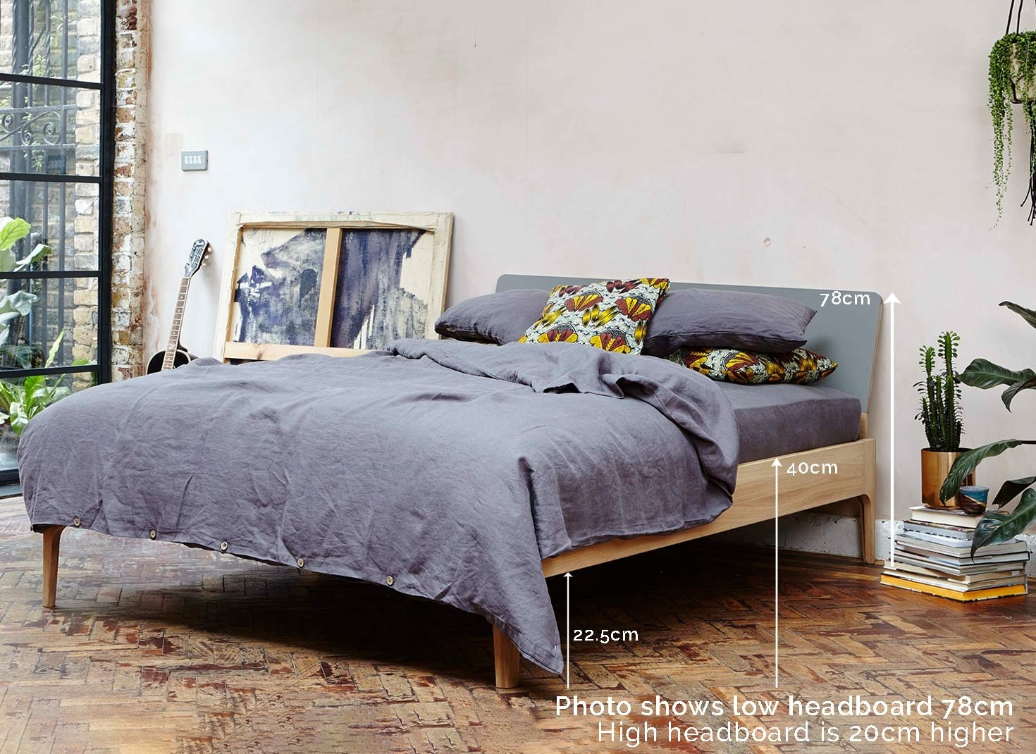 Como beds with Fenix headboard