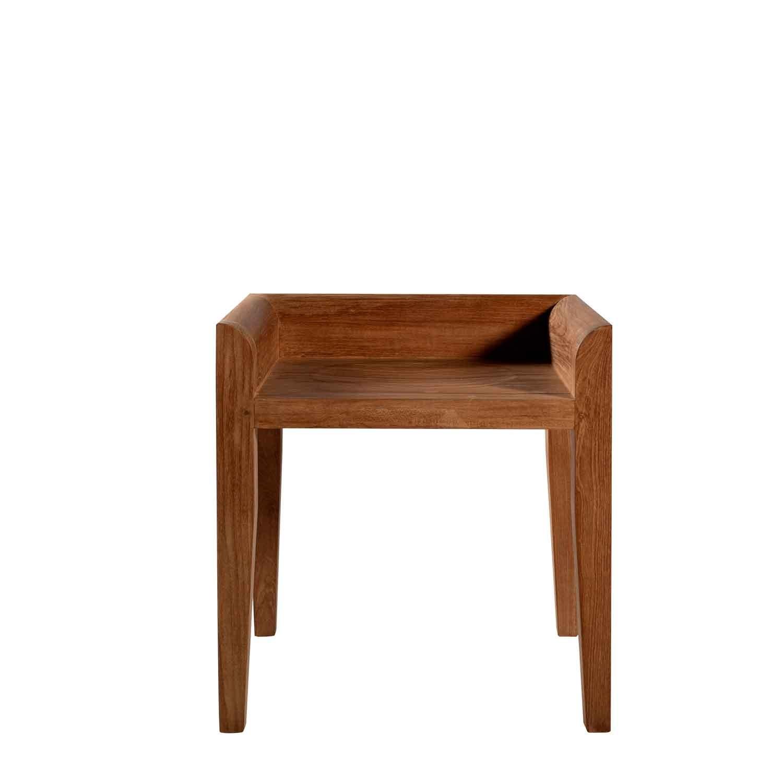 Ethnicraft Cuba Teak Chair Solid Wood Furniture