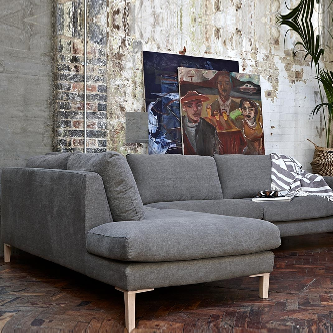 Hacienda corner sofa - set 2