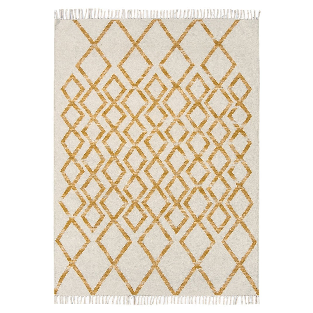 Dalston Rug - Yellow