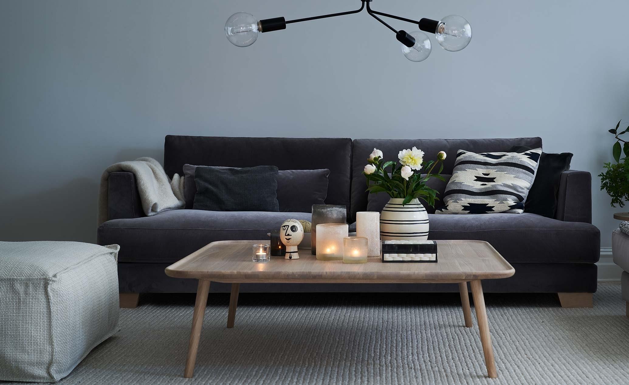 Hammett 3 seater sofa