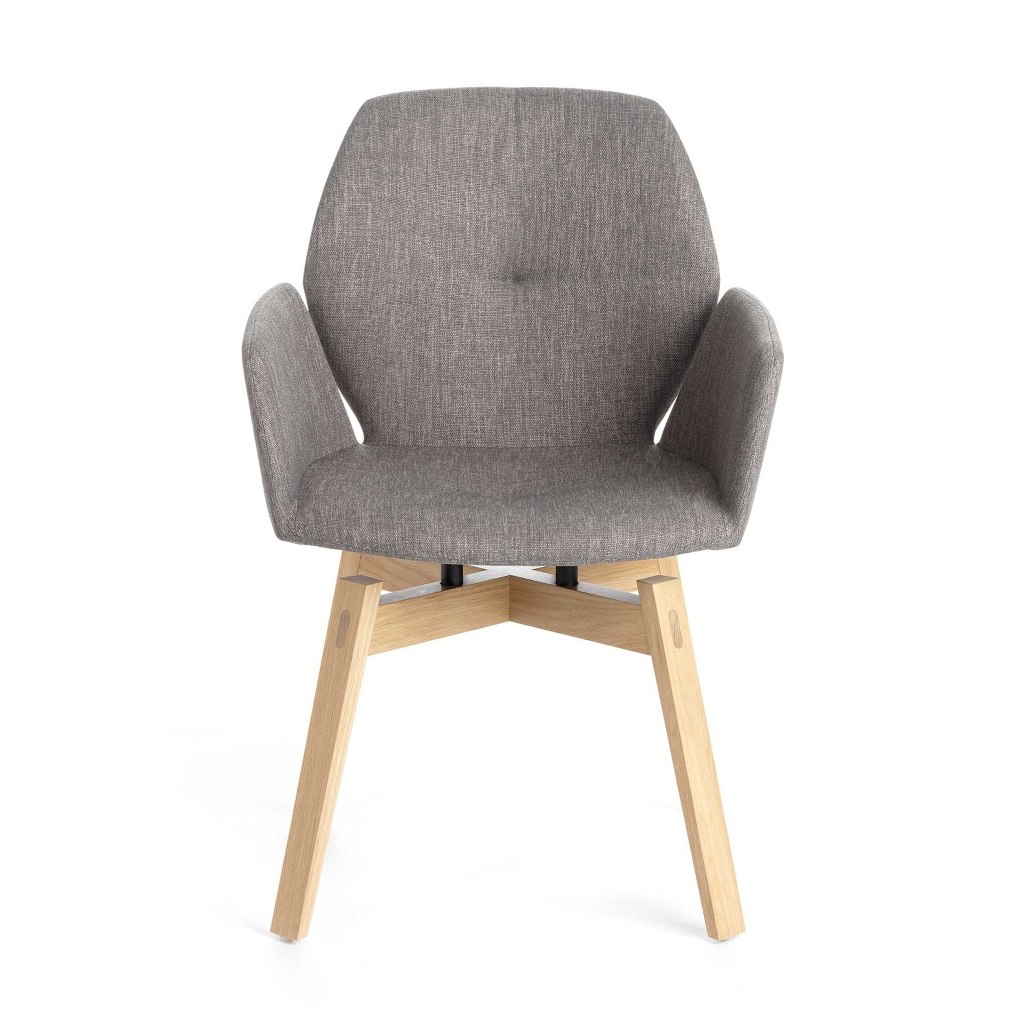 Jay 95 chairs - wooden legs