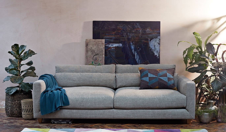 Kenza 2.5 seater sofa