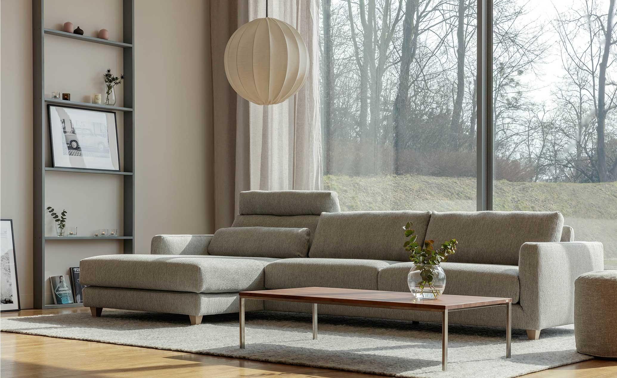 Kenza corner sofa - set 1