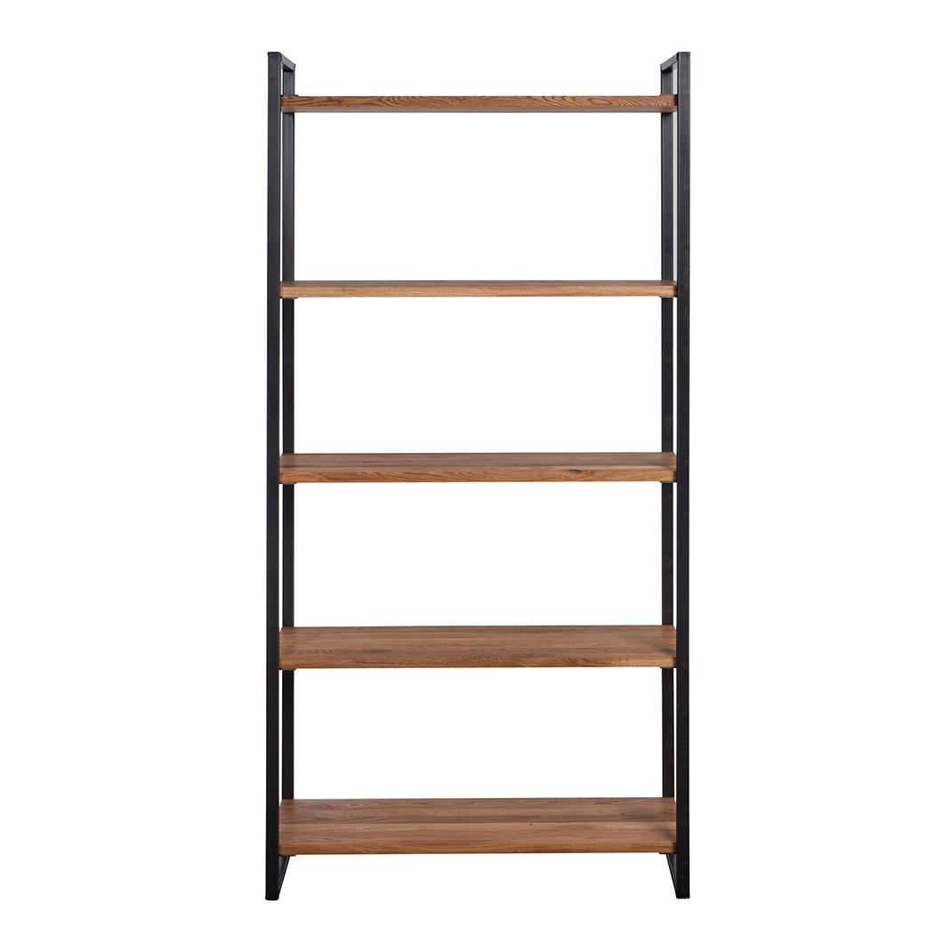 Lode bookcase - 5 shelves