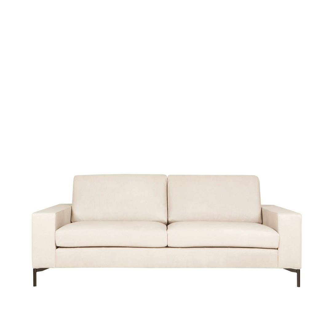 Loki 2 seater leather sofa