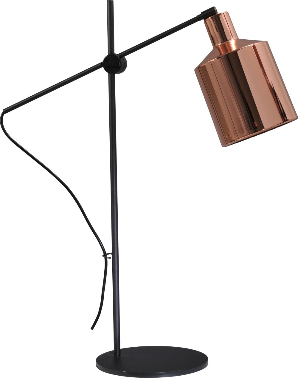 Mantis table light - copper
