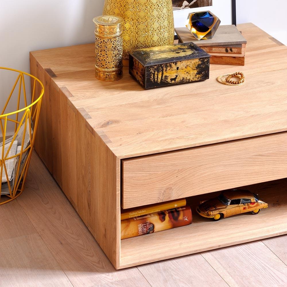 Ethnicraft Oak Nordic coffee tables