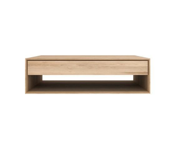 Ethnicraft Oak Nordic coffee table 120 x 70cm