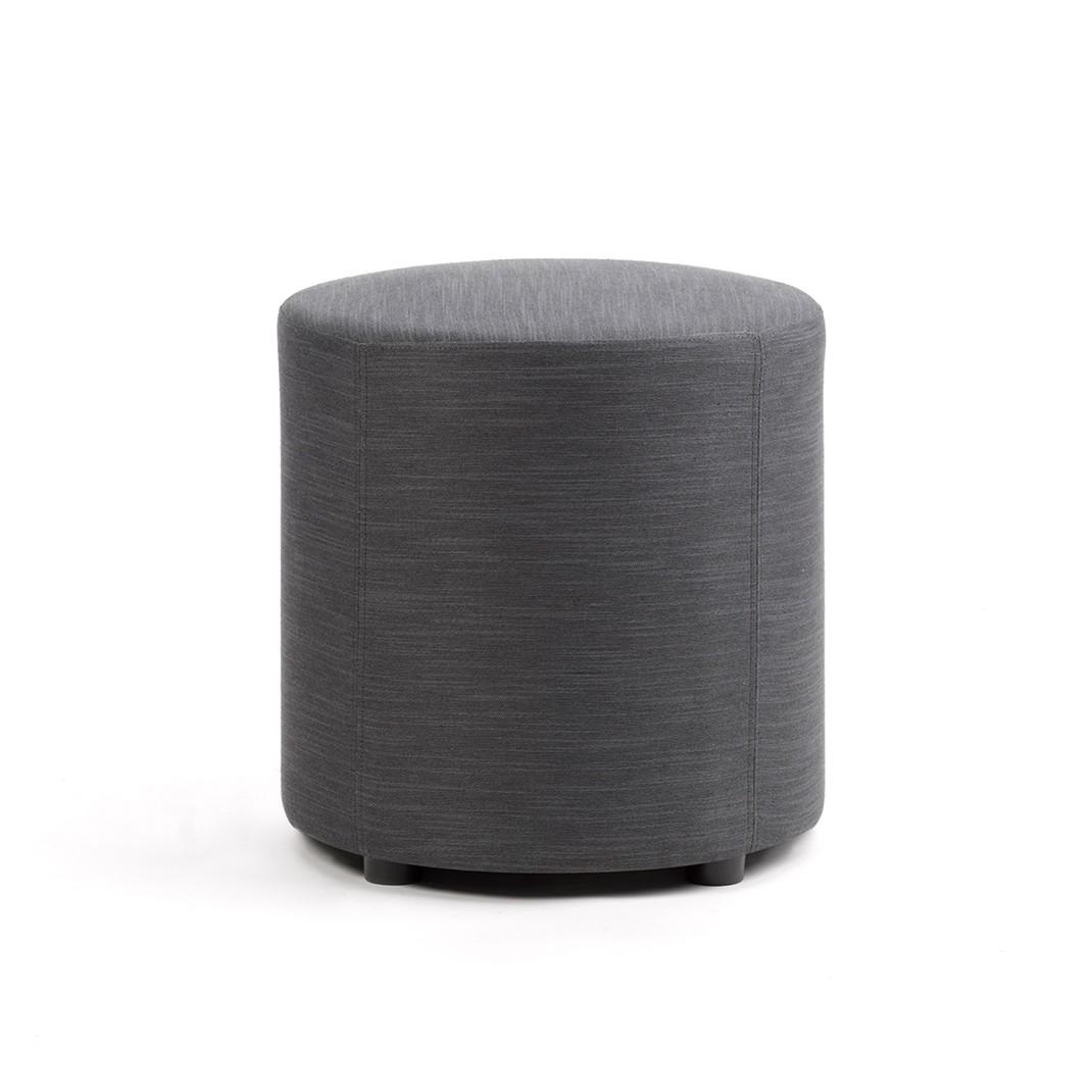 Round pouf 47 cm