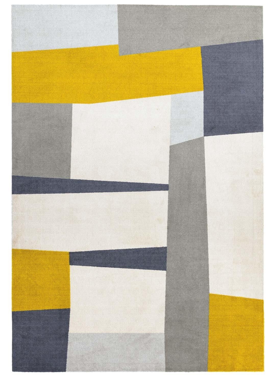 Ripley rug yellow