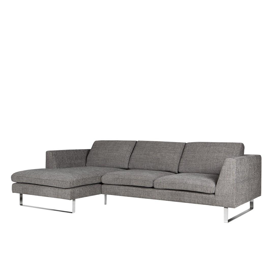 Tribeca corner leather sofa - set 1