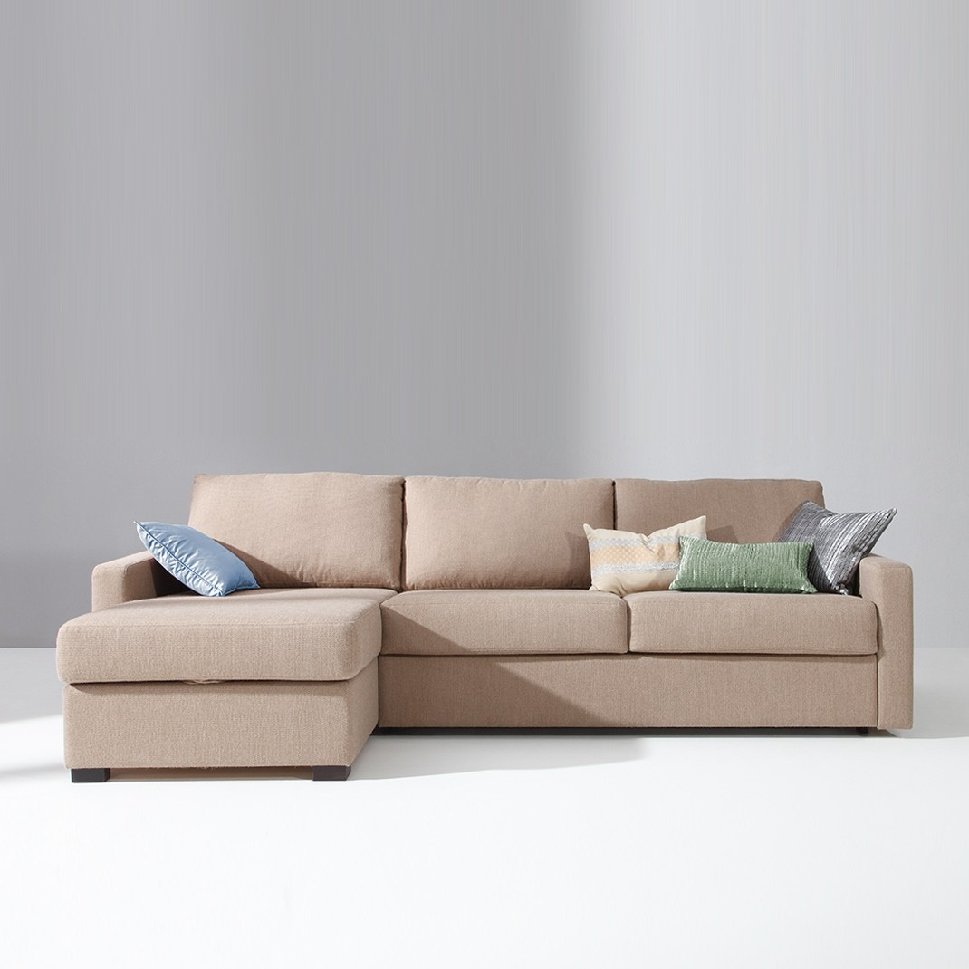 Luk corner sofabed with storage - set 4