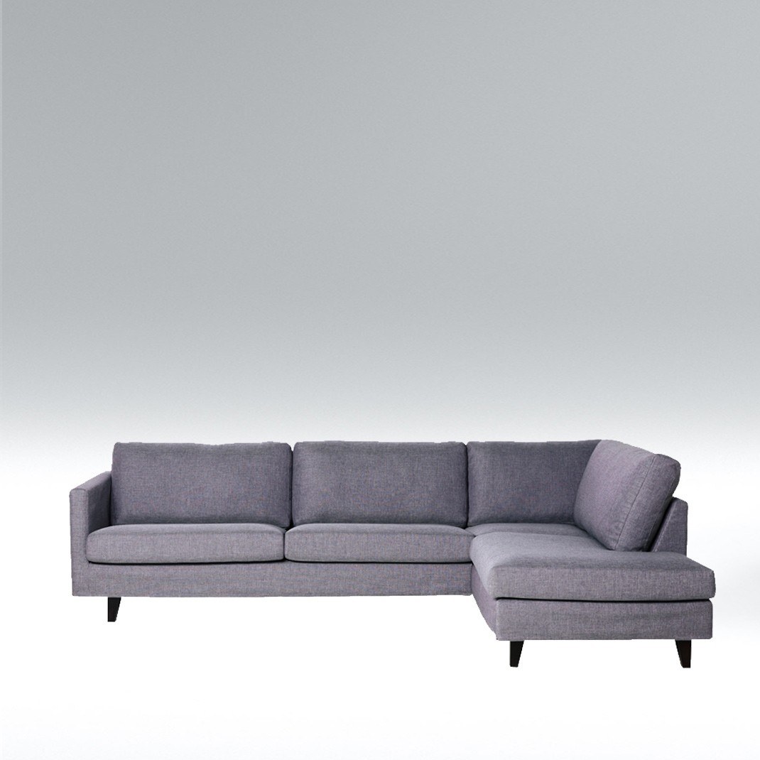 Blade corner sofa with loose cover - set 5
