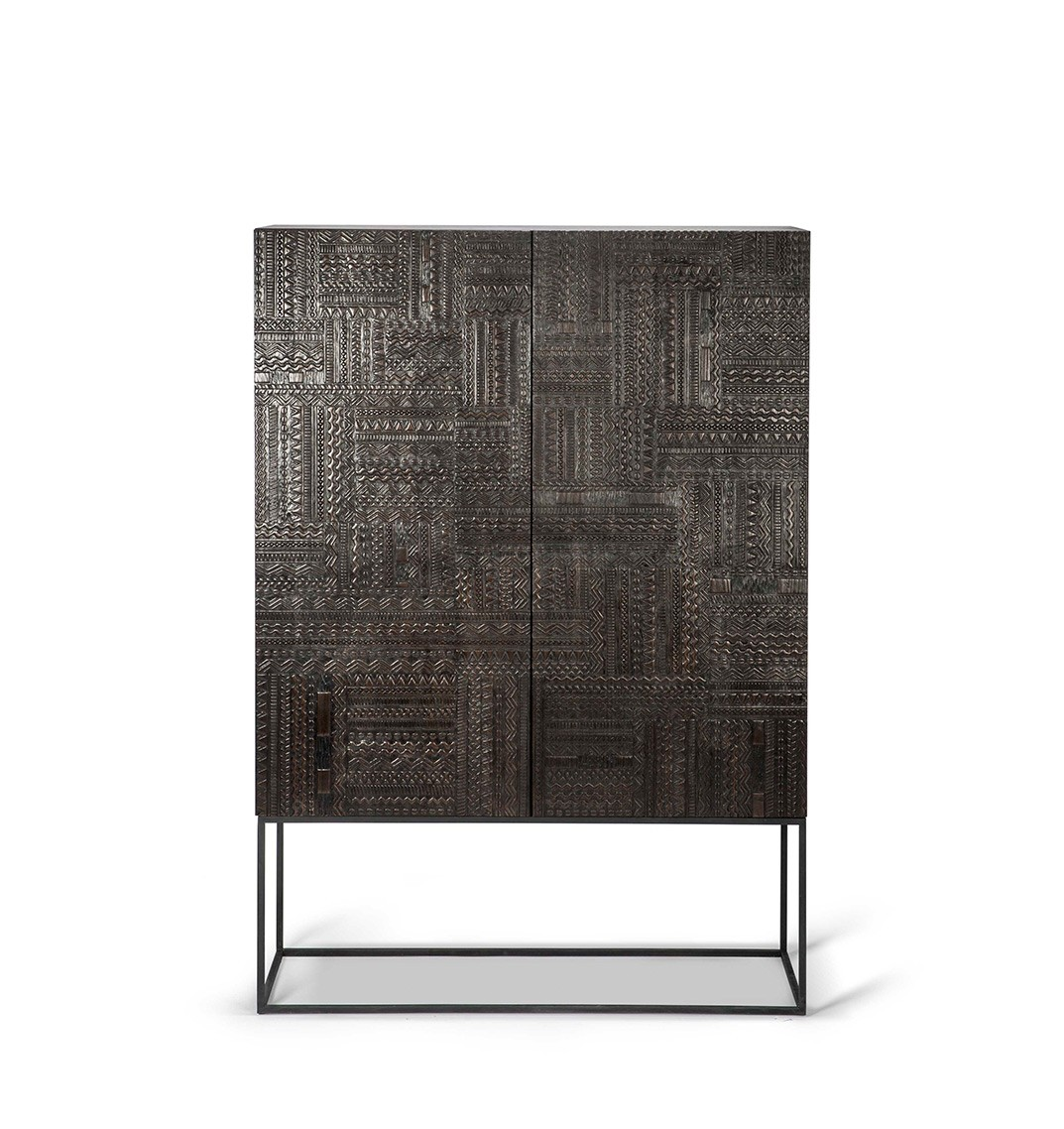 Ancestors by Ethnicraft Tabwa Sideboard High - 2 doors