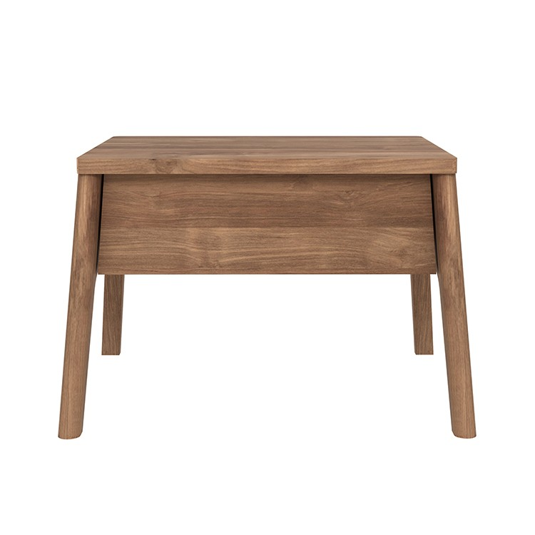Ethnicraft Teak Air bedside table - 1 drawer