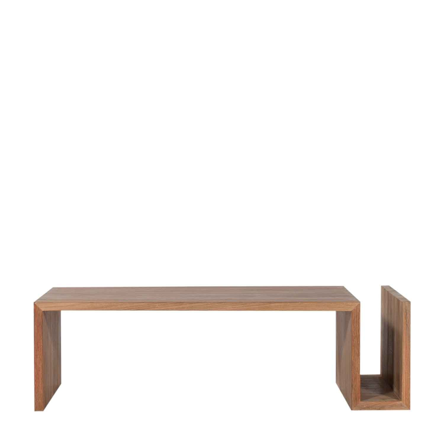 Ethnicraft Teak Naomi coffee table
