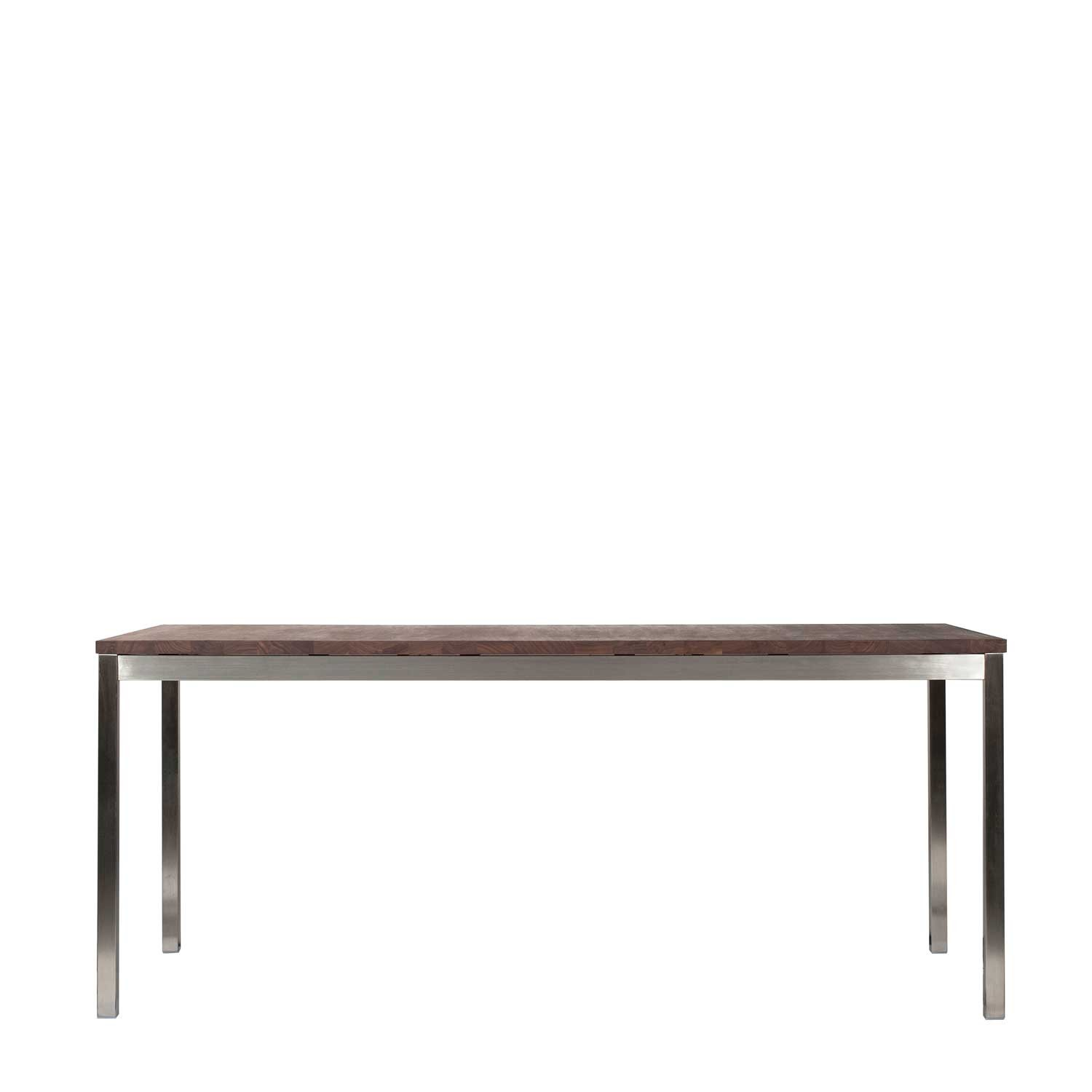 Basic walnut dining tables