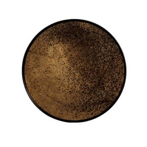 Notre Monde Heavy Bronze - Mirror Round Tray – Small 48cm