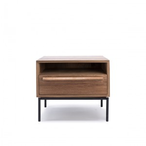 Ethnicraft Teak HP bedside table