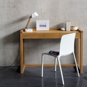 Ethnicraft Oak Frame PC console - 120cm