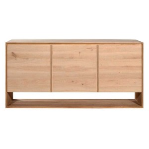 Ethnicraft Oak Nordic sideboard - 3 doors
