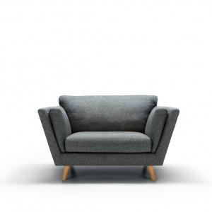 Bryce armchair wide