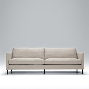 Blade 4 seater sofa with loose cover