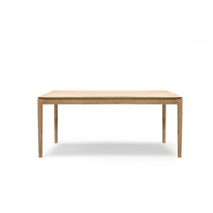 Ethnicraft Bok oak extendable dining table - 140/220cm