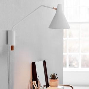 Bresson wall light - white