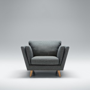 Bryce armchair