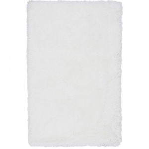 Casa rug powder white