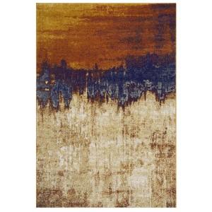 Ambient rug - orange