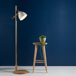 Element Floor Lamp | Off white