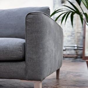 Hacienda armchair wide
