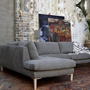 Hacienda corner sofa - set 2