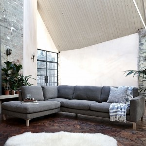 Hacienda corner sofa - set 3