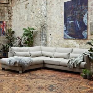 Hammett corner sofa - set 17