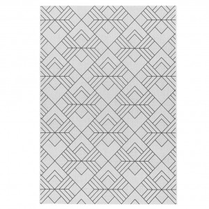 Havana indoor and outdoor rug Ivory Deco