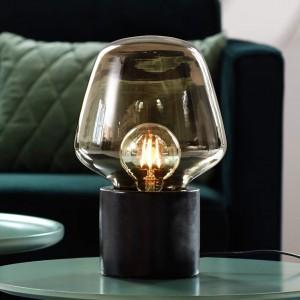 Kristal Table Lamp - Black