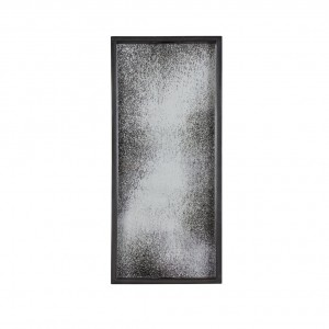 Notre Monde Frost - Heavy Aged Mirror Tray - Rectangular/Medium - 69x31cm